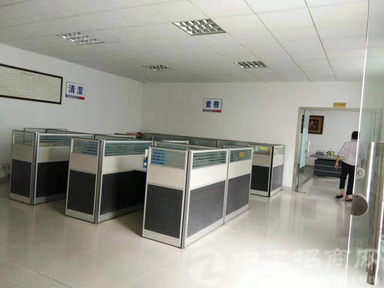 惠阳秋长白石新出三楼1100平米带精装修办公室