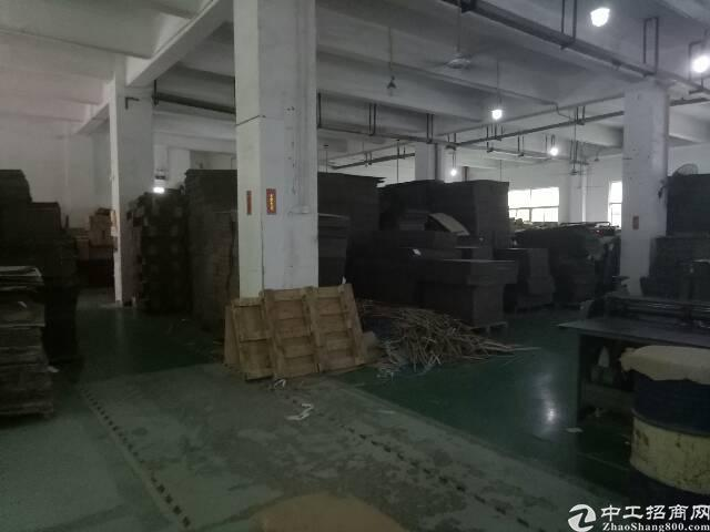 福永一楼1000平方厂房出租-图3