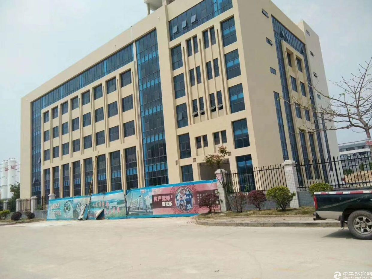 惠州全新独栋厂房出租