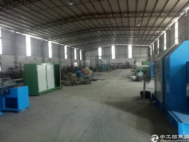 虎门镇北栅独门独院钢结构厂房分租500平方-1500平方