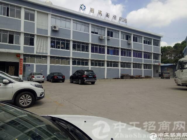 观澜高速出口1公里新出原房东独栋厂房1-3层19