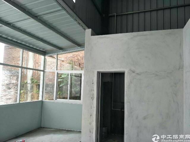 自带办公室的钢构标准铁皮房