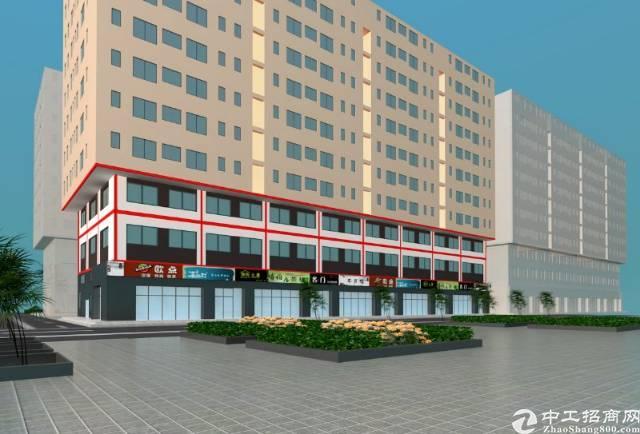 大浪南路精装修办公室出租内部豪华装修可以给配办公家私大小分租