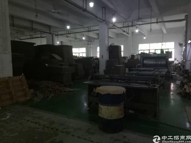 福永一楼1000平方厂房出租