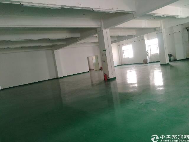 龙华大浪楼上原房东厂房1000平火热招租。