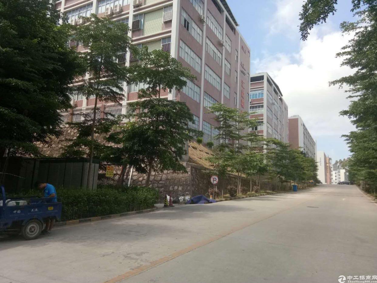 石岩水田大型高新园带装修3400平米(红本)厂房招租