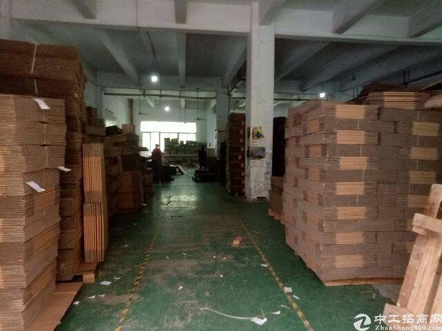 福永一楼1000平方厂房出租-图2