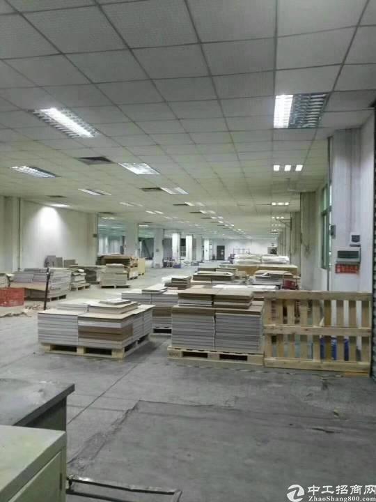沙井新桥芙蓉工业区二楼正常1500平米长方招租-图4