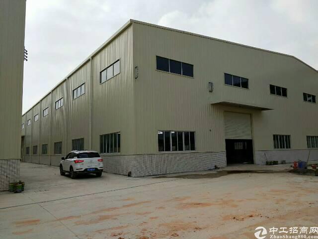 茶山镇新出独门独院砖墙到顶单一层2700平方宿舍450平方