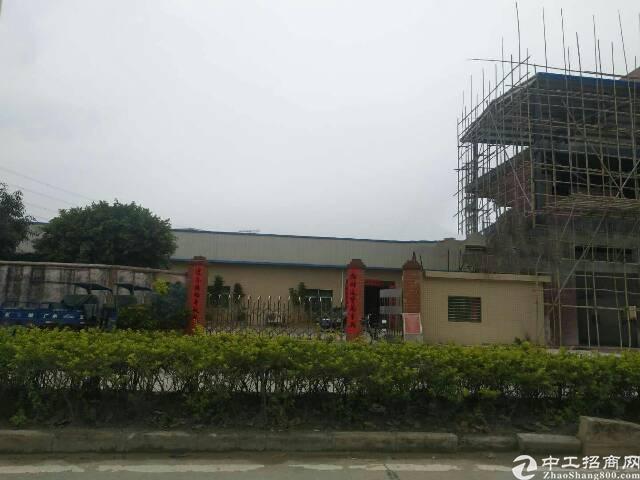 省道边上原房东8成新独院砖墙到顶单一层铁皮房带现成装修低价出