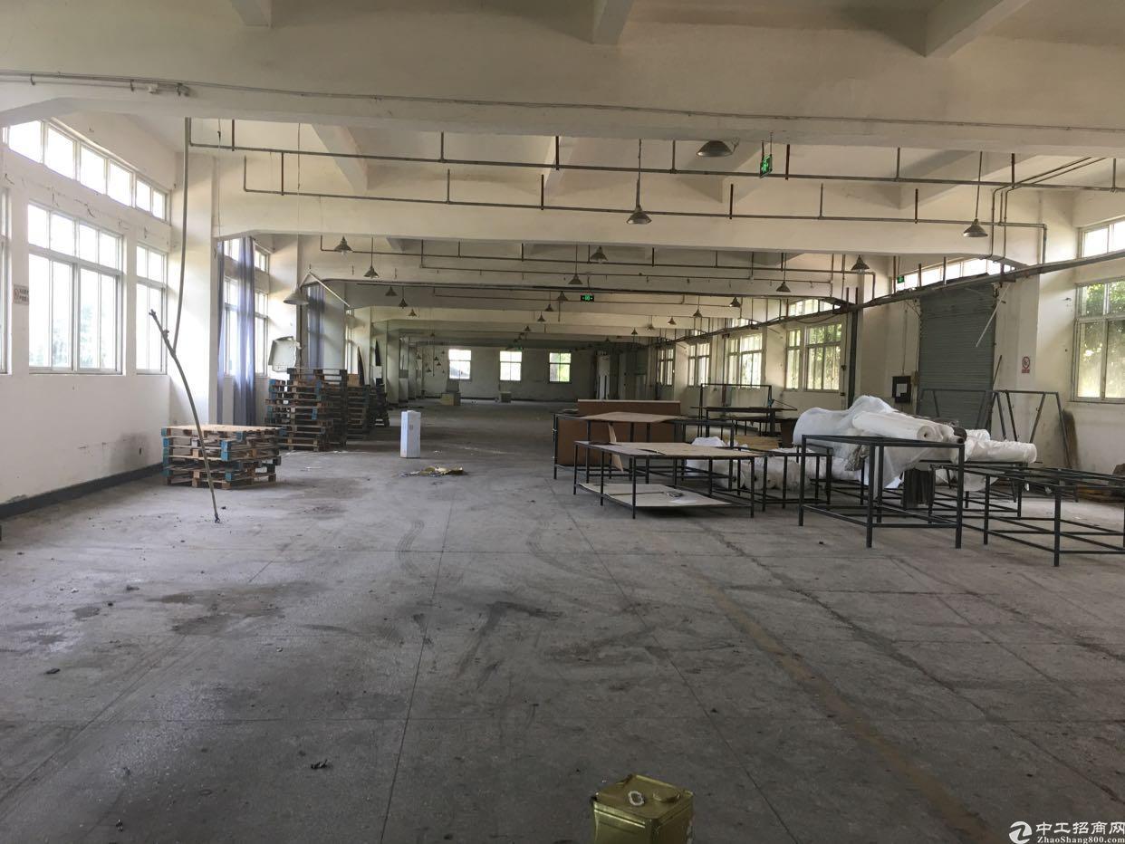 崇州2600平框架机构厂房出租