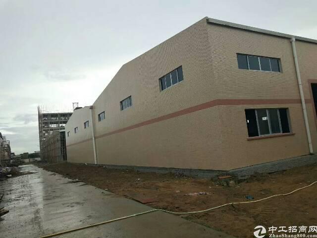 独门独院单一层砖墙到顶厂房
