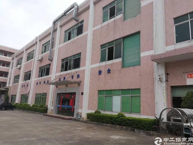 黄江镇一楼无公摊厂房1200平方厂房出租