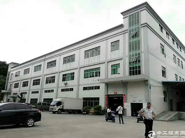 长安镇乌沙新出1万平独院厂房招租可分租工业园