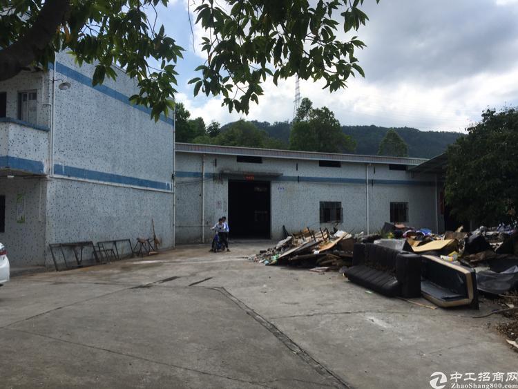 黄江镇中心可做污染行业独门独院3800平方出租