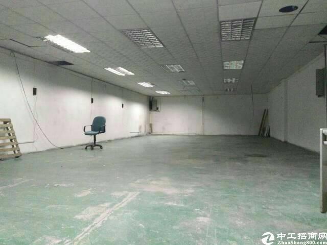清溪车站附近工业园一楼400㎡厂房出租