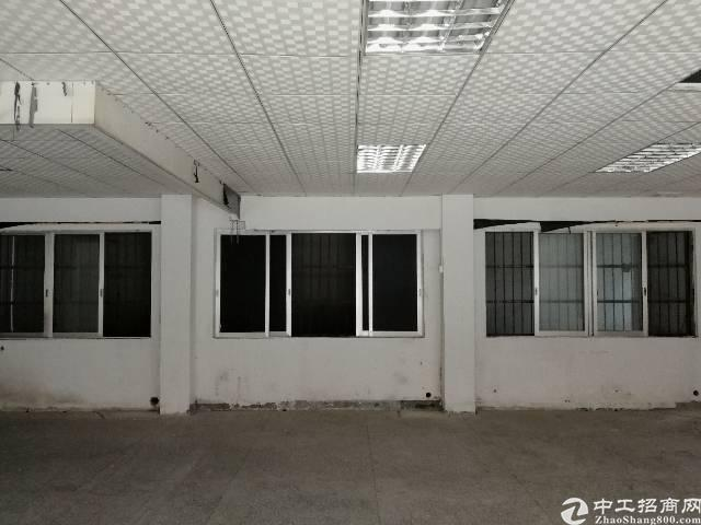 黄江高速出口附近独院5600平方厂房出租