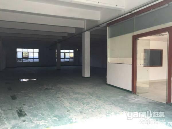龙岗南联新出1500平方带办公厂房出租