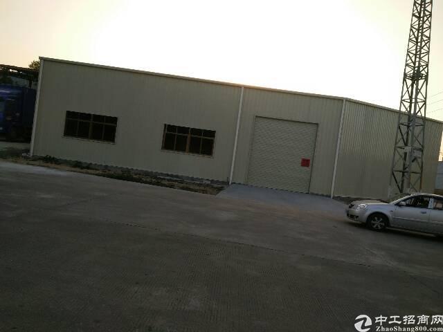 大朗镇新出原房东单一层厂房1300平方