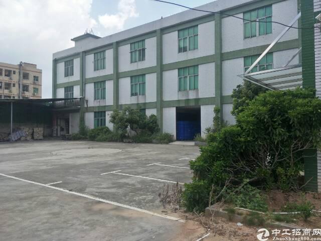 黄江镇镇中心附近原房东独院厂房出租