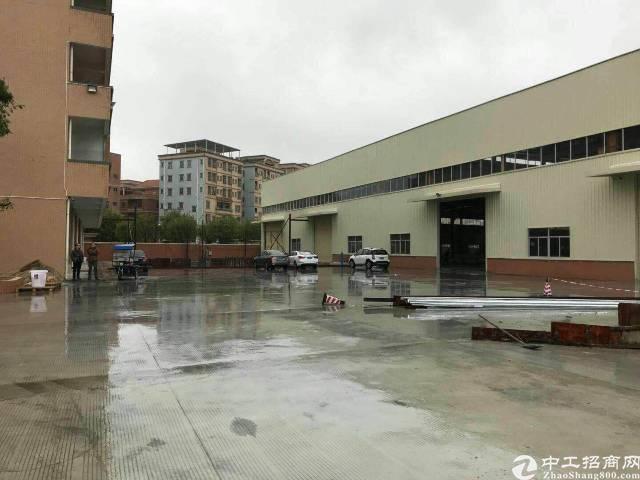寮步镇西溪村单一层独院厂房出租1600方