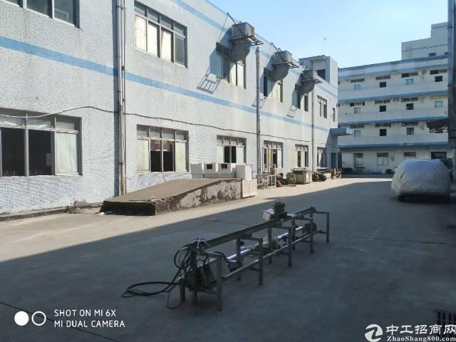 公明长圳独门独院厂房3600平米招租