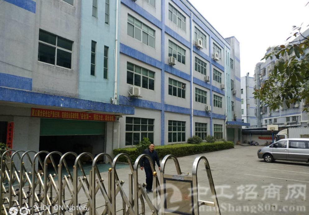 沙井黄埔新出花园式独门独院5200平厂房
