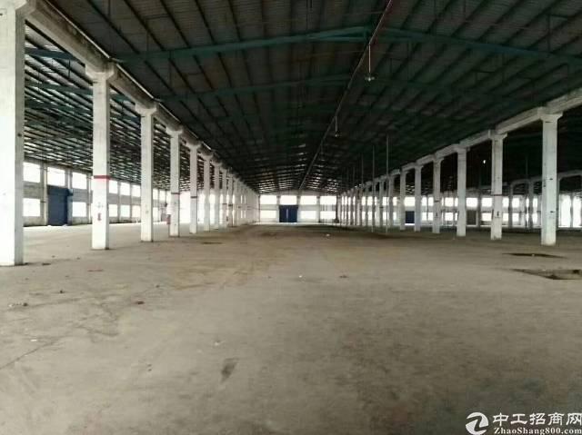 惠州惠阳秋长16000平钢构厂房招租