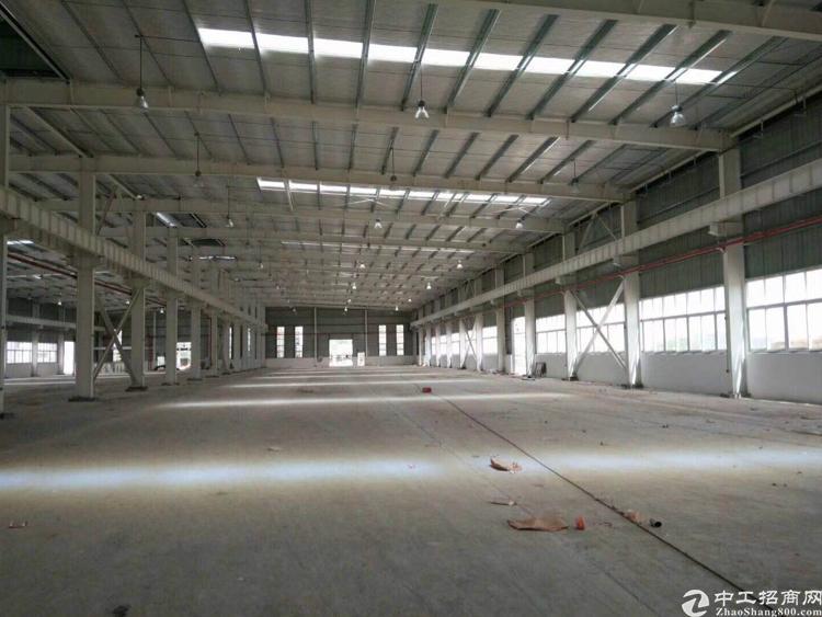 新塘镇独门独院单一层厂房