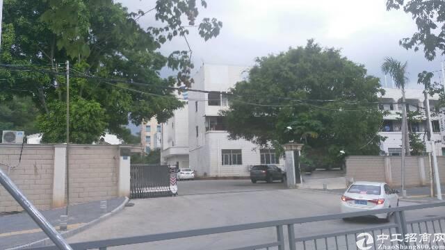 出售龙岗中心城红本小面积厂房。适合自用投资