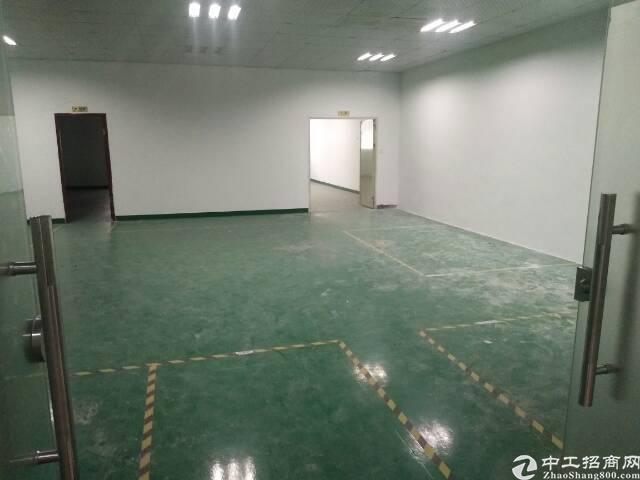 深圳南山区西丽大学城周边厂房出租