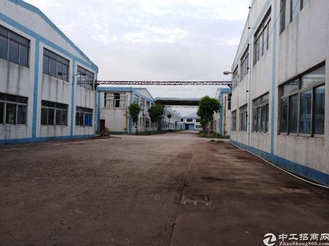 大型物流园内仓库30000平米招租