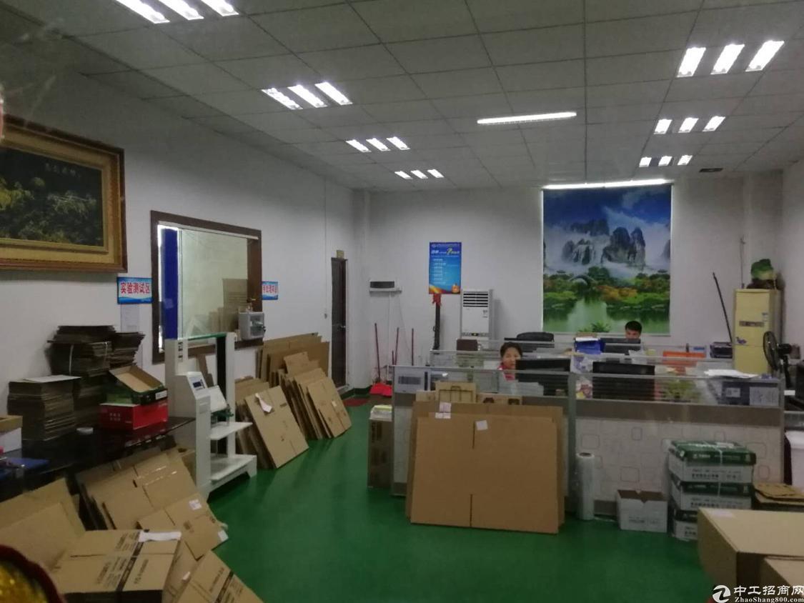 松岗潭头第三工业区私人房东5楼850平方实际面积-图2