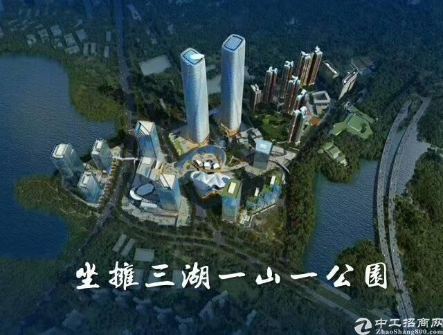 【星河world】3期5A级写字楼(可分租)
