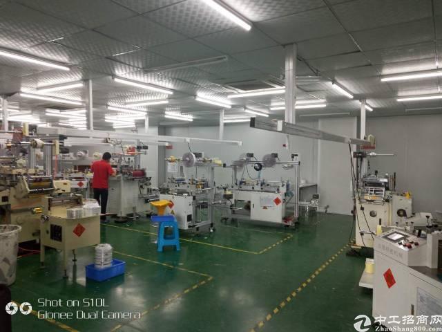 福永新和10000平方独栋厂房可分租