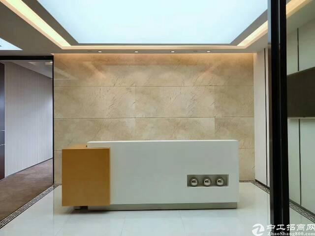 深圳机场中城产业创新园随时都能看到飞机起飞视野超好图片6