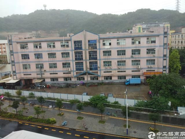 西乡银田工业区独院1-4层11200平方厂房招租