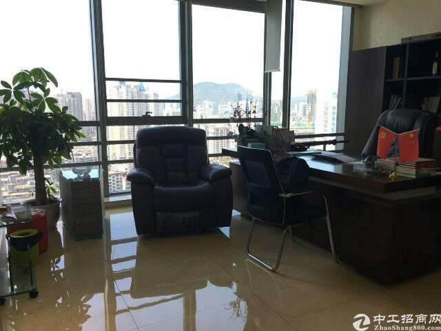 深圳机场中城产业创新园随时都能看到飞机起飞视野超好图片7
