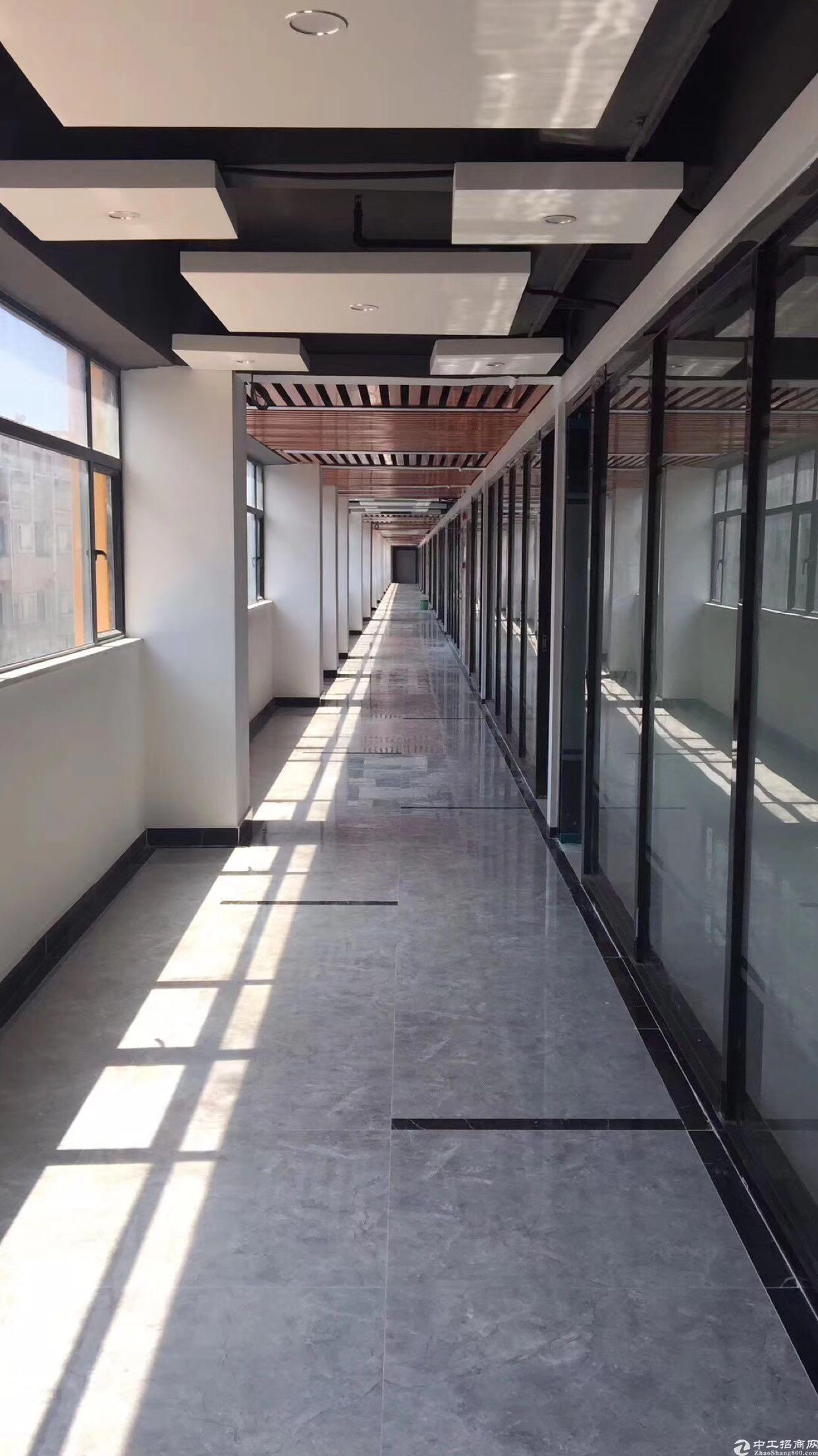 福永凤凰山附近275平方写字楼出租