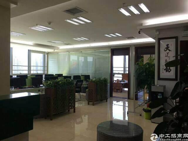 深圳机场中城产业创新园随时都能看到飞机起飞视野超好图片9