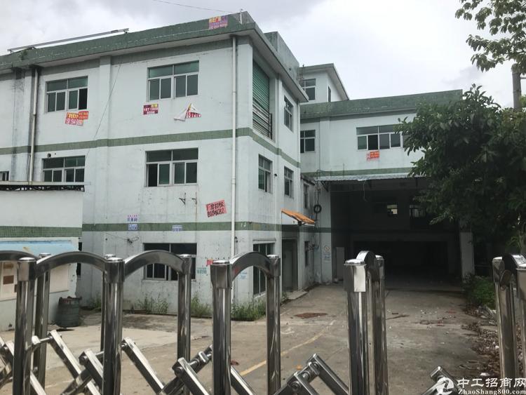 坪山独院5380平出租 原房东
