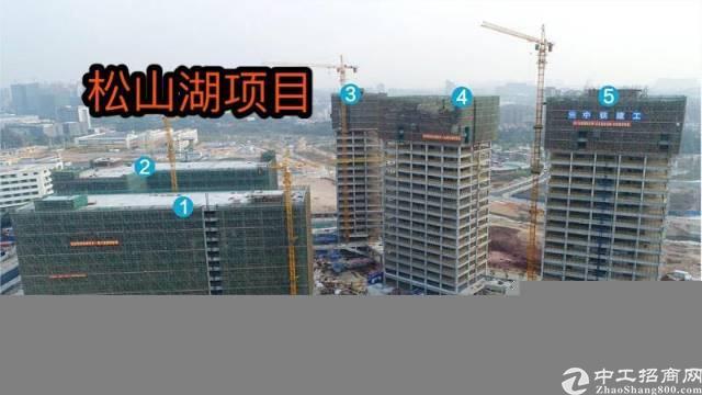 松山湖产业园全新50年红本标准厂房2000平方米出售