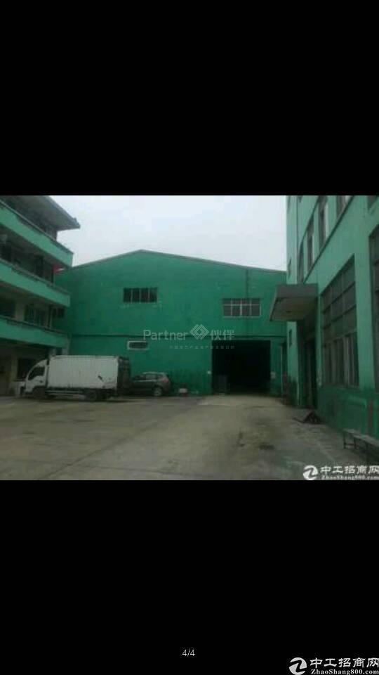 大岭山独院重工业厂房出租整栋1-3F3000租20,带装修