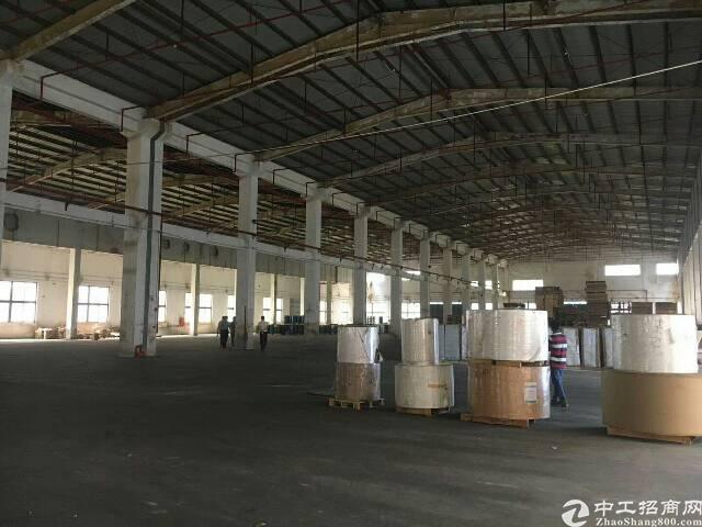 清溪高速路口5000平单一层钢构