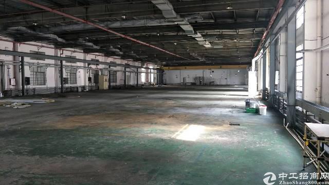 三栋数码园钢构厂房仓库出租