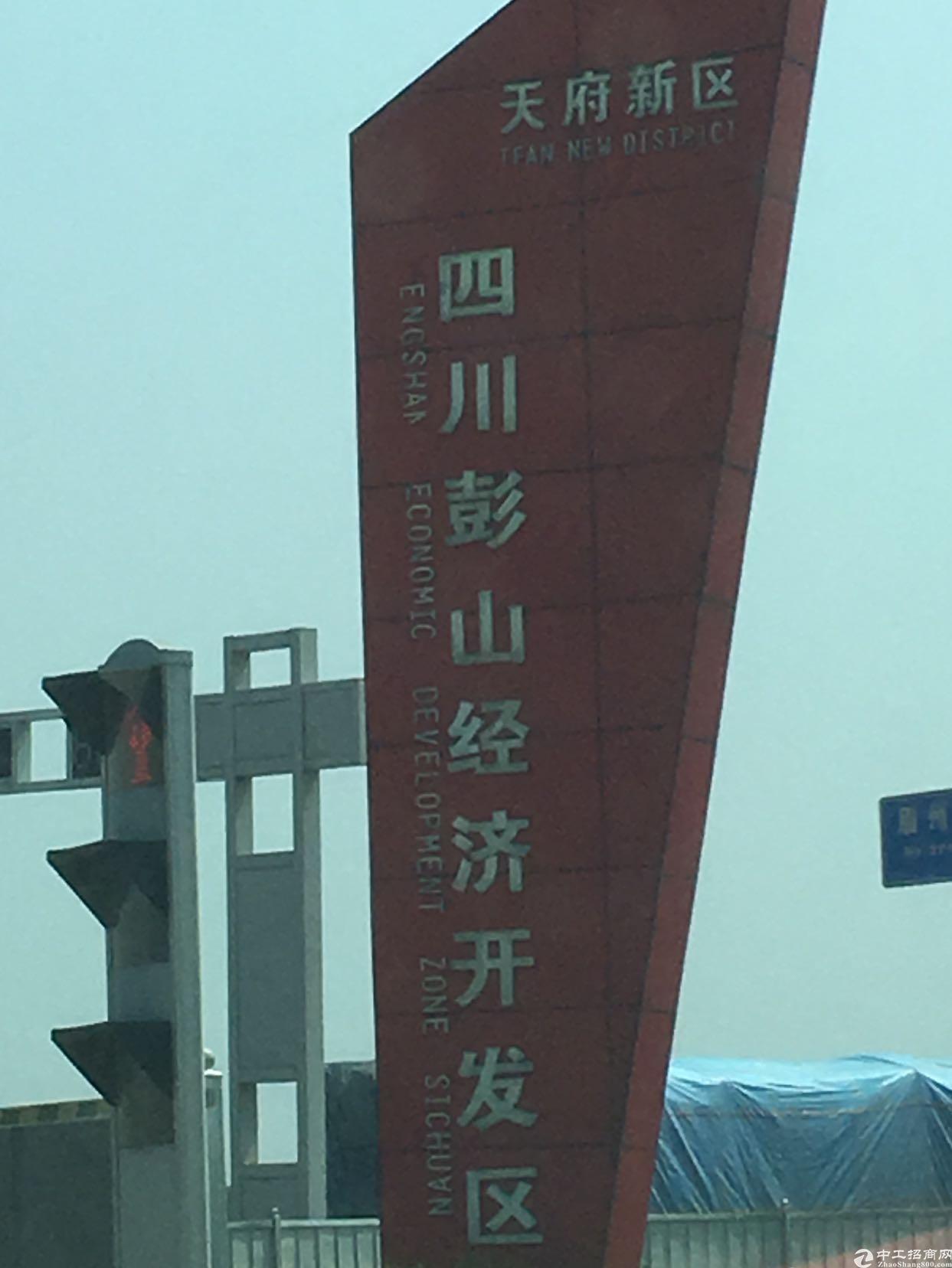 天府新区彭山青龙工业园30亩出售