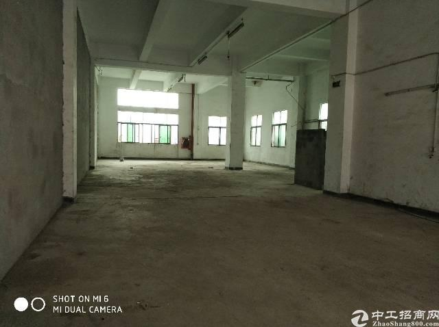 福永和平一楼400平米适合仓库物流,机加工,