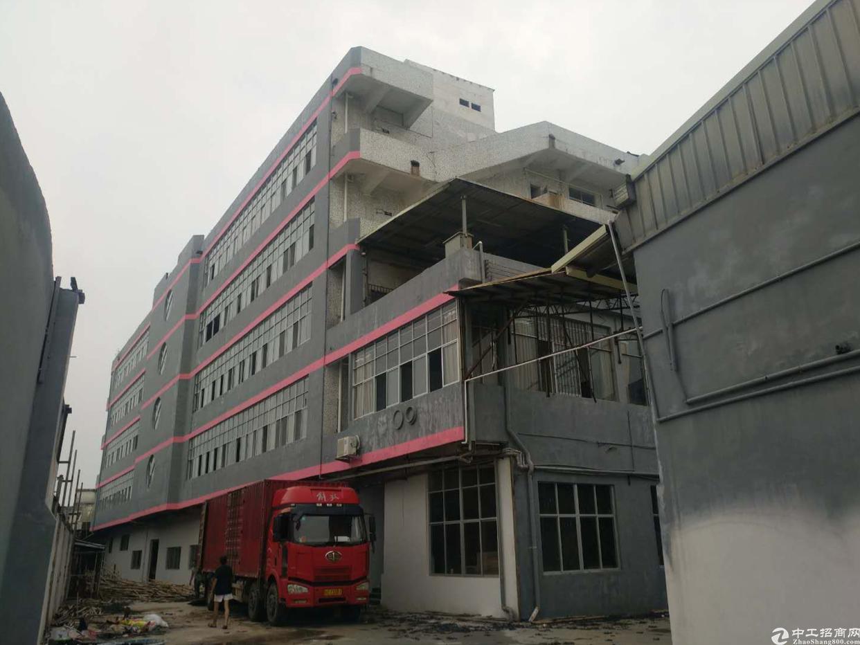 东莞市标准厂房出租