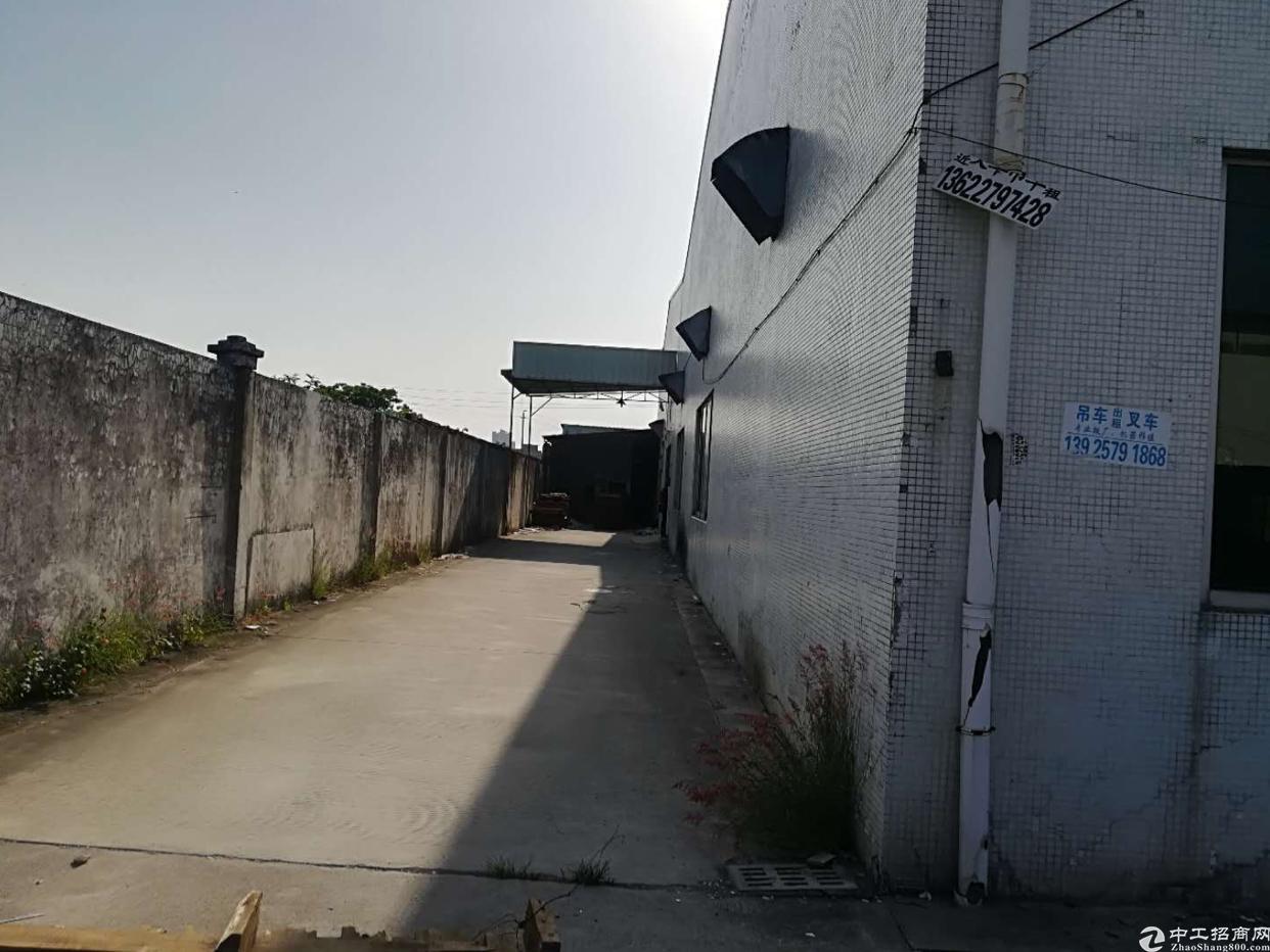 石排镇独院钢构厂房