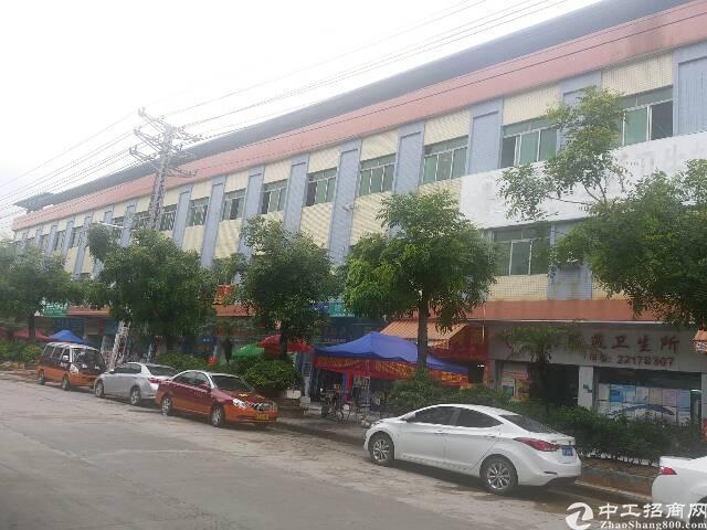 原房东分租厂房层高7米